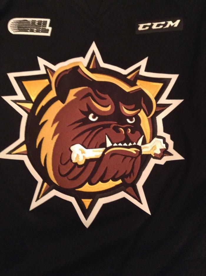Hamilton Bulldogs 5 Oshawa Generals1