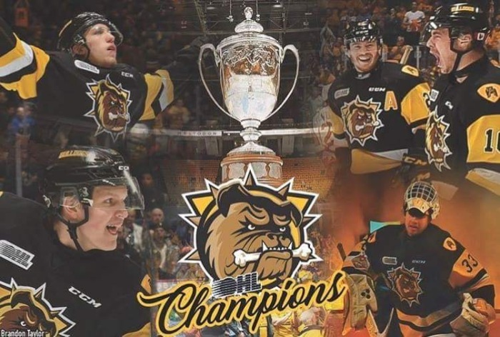 Hamilton Bulldogs 2017-2018 Season Review